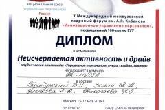 Неисчерпаемая активность и драйв004